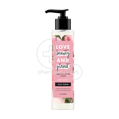 LOVE BEAUTY AND PLANET - Face Scrub Muru Muru Butter And Rose - 125ml