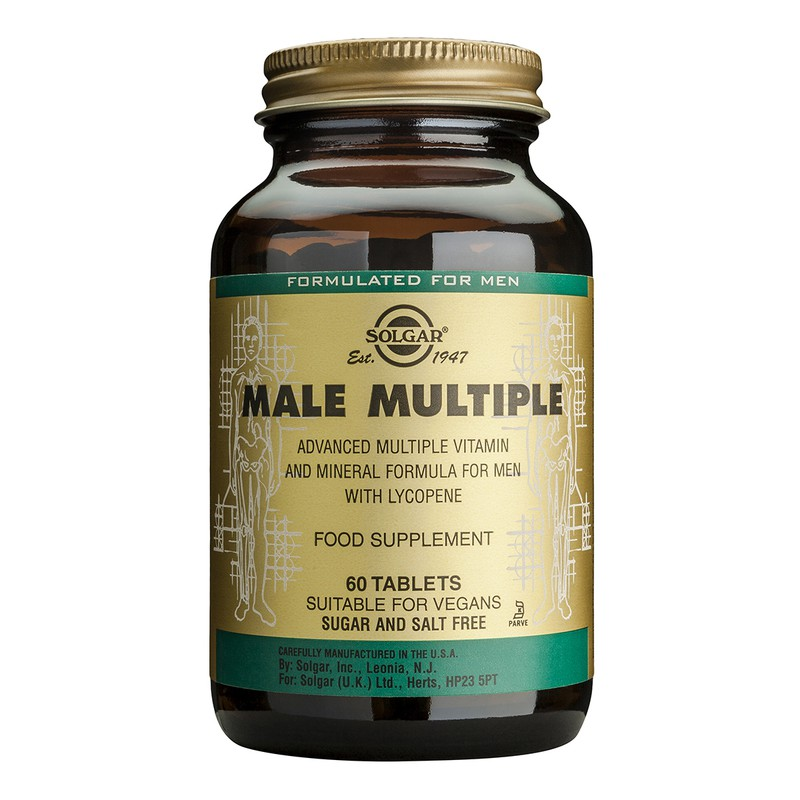 Male Multiple tablets