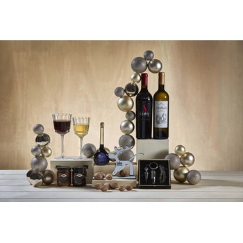 Christmas Gift Hamper: Wine