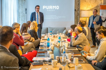 PURMO event in Berlin