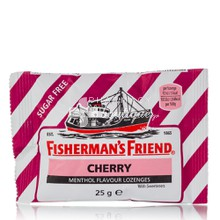 Fisherman's Friend Cherry (Χωρίς Ζάχαρη), 25gr