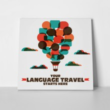 Language travel a