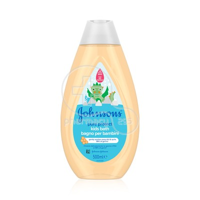 JOHNSON & JOHNSON - PURE PROTECT Kids Bath - 500ml