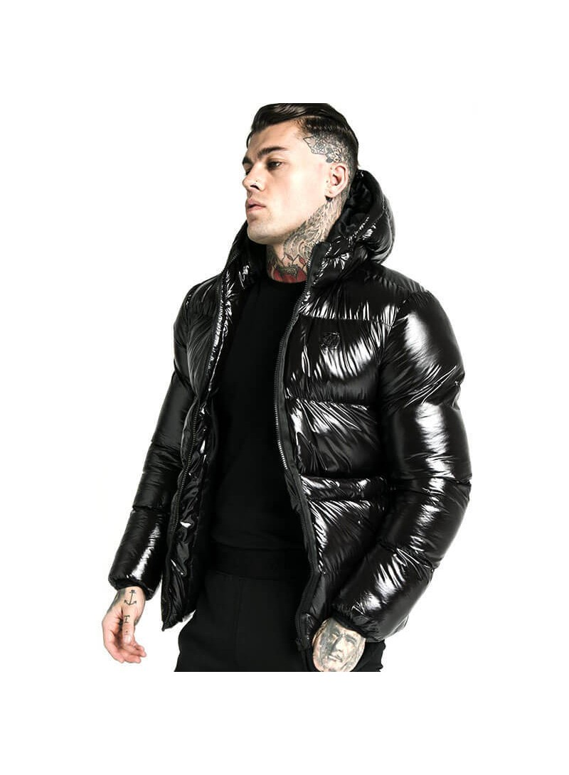 SikSilk  Driven Jacket – Black