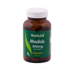 Health Aid Rhodiola 500 mg 60 ταμπλέτες