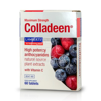 LAMBERTS - COLLADEEN Maximum Strength - 60tabs