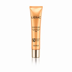 Lierac Sunissime BB Fluide Protecteur Anti-Age Global Dore Αντηλιακή Κρέμα SPF50 40ml.