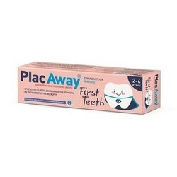 Plac Away first Teeth 2-6years 50ml