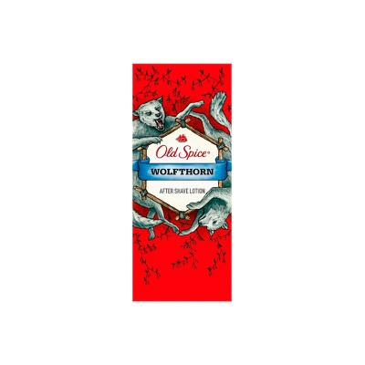 Old Spice - After Shave Lotion Wolfthorn - 100ml