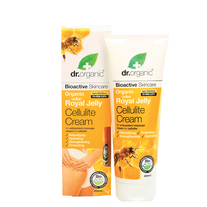 Organic Royal Jelly Cellulite Cream