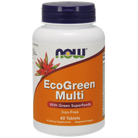 NOW ECOGREEN MULTI 60 TABS