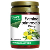 Power Health Evening Primrose Oil-Εμμηνόπαυση 500mg 30Caps