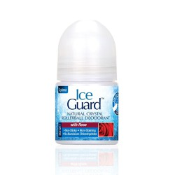 Optima Ice Guard Deodorant Rollerball Rose 50ml
