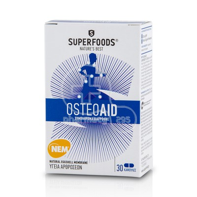 SUPERFOODS - OsteoAid - 30caps