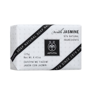 APIVITA Natural soap with jasmine 125gr