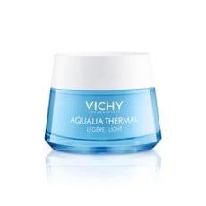 7899f924bb1e Vichy Aqualia Thermal Rehydrating Cream Light Κρέμα Ενυδάτωσης Ελαφριάς  Υφής 50ml. Προσφέρει 48ωρη αναπλήρωση ενυδάτωσης