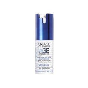 Uriage age protect multi action eye contour 15ml
