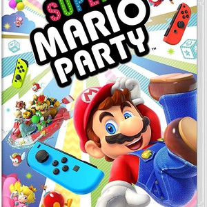 LOJE SWITCH SUPER MARIO PARTY
