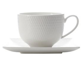 Maxwell   Williams Φλιτζάνι Καφέ   Πιατάκι Πορσελάνη 220ml. ae629237b8b