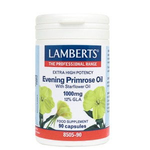 Lamberts evening primose oil starflower oil 1000mg 90caps