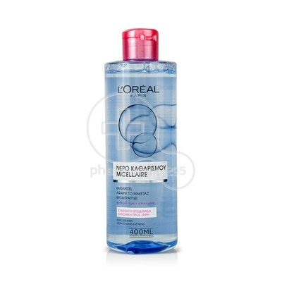 L'OREAL PARIS - MICELLAIRE Water Classic - 400ml