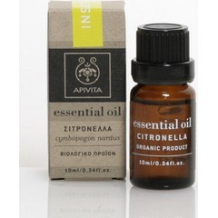 Apivita Essential Oil Citronella, 10ml