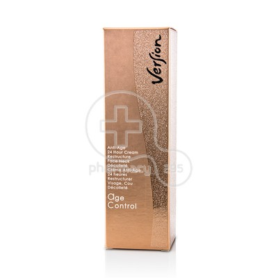 VERSION - Age Control Anti Age 24 Hour Cream - 50ml