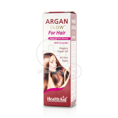 HEALTH AID - ARGAN GLOW for Hair - 125ml