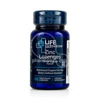 LIFE EXTENSION - Zinc Lozenges - 60lozenges