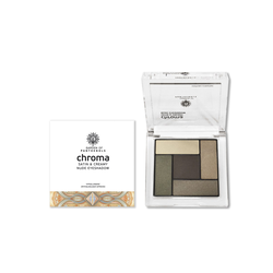 Garden Chroma Satin And Creamy Nude Eyeshadow No.3 Απαλές Μεταξένιες Σκιές 6gr