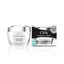 Olay Regenerist Luminous Moisturiser Skin Tone Perfecting Cream 50ml