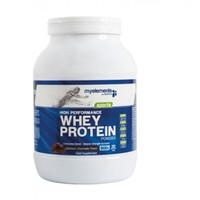 MY ELEMENTS SPORTS WHEY PROTEIN POWDER CHOCOLATE 900GR