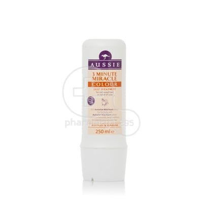 AUSSIE - 3 MINUTE MIRACLE Colour - 250ml