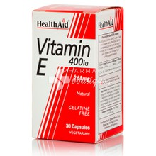 Health Aid Vitamin E 400iu - 268mg, 30 caps