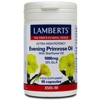 LAMBERTS EVENING PRIMROSE OIL/STARFLOWER 90CAPS