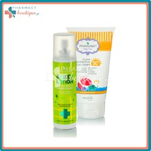 Pharmasept Pack Protective SUN CREAM SPF50 - Βρεφικό Αντιηλιακό, 150ml & Insect Lotion - Αντικουνουπικό, 100ml
