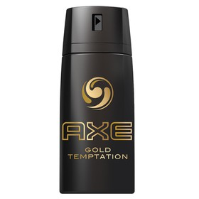 AXE ΑΠΟΣΜΗΤΙΚΟ SPRAY GOLD TEMPTATION 150ML