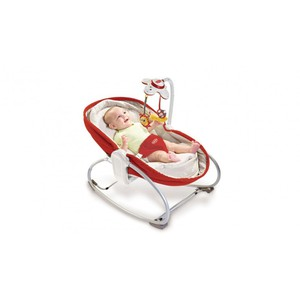 Relax 3 in 1 Rocker Napper Red