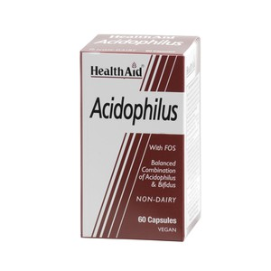 HEALTH AID Acidophilus 60caps