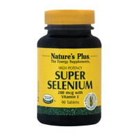 NATURES PLUS SUPER SELENIUM 200MCG 90TABL