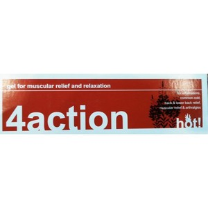 4action hot gel
