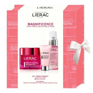 Lierac magnificence gel creme promo pack