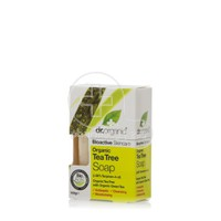 DR. ORGANIC - TEA TREE Soap - 100gr