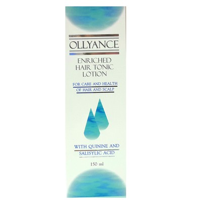 Ollyance enriched hair tonic lotion