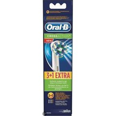 Oral-B Cross Action 3+1τμχ