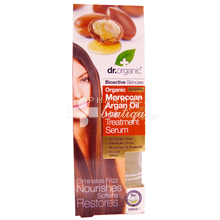 Dr.Organic Moroccan Argan Oil HAIR TREATMENT SERUM - Μαλλιά, 100ml