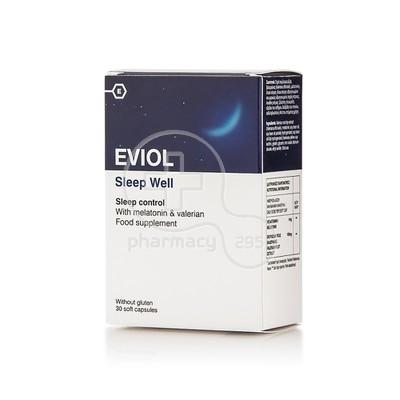 EVIOL - Sleep Well - 30caps