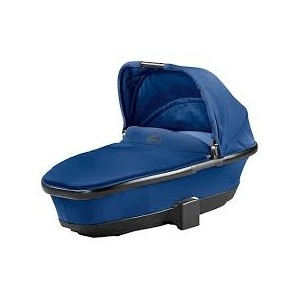 Foldable Carry Cot  Blue Base