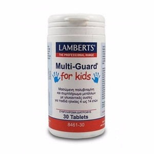 LAMBERTS Multi-guard for kids 30  tabs