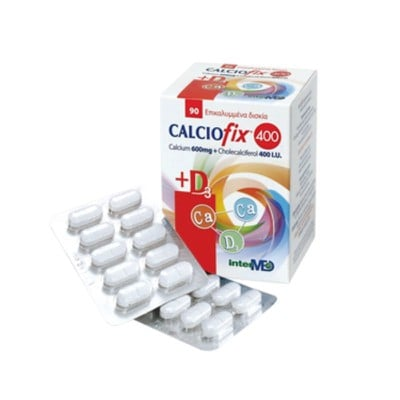 Intermed - CalcioFix 400+D3 - 90tabs